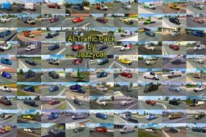 AI Traffic Pack by Jazzycat v 5 1 - Euro Truck Simulator 2