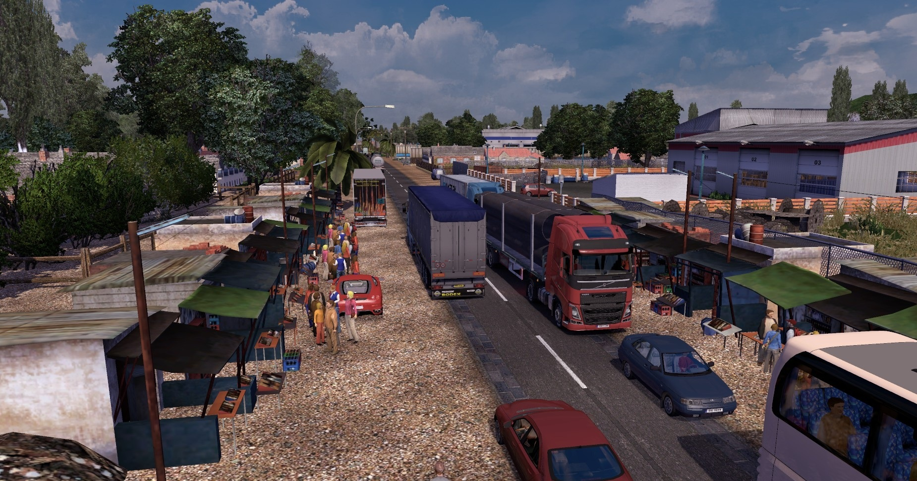 Free Download Mod Bus Indonesia Ets2 Mod Indonesia-1