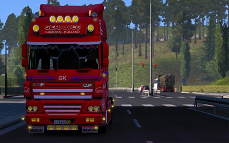 Save Game for 1 27 No DLC - Euro Truck Simulator 2 mod
