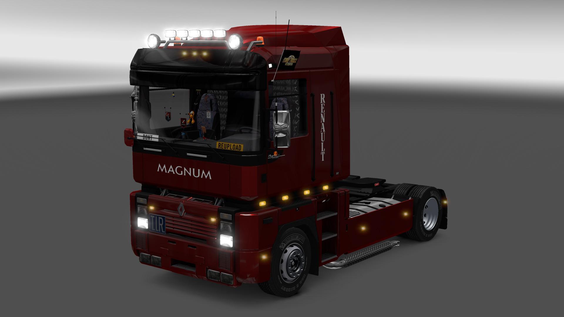 renault magnum integral dlcs add on ets2 euro truck simulator 2 mod ets2 mod. Black Bedroom Furniture Sets. Home Design Ideas