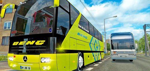 ETS2 Bus - Euro Truck Simulator 2 mods / ETS2 mods