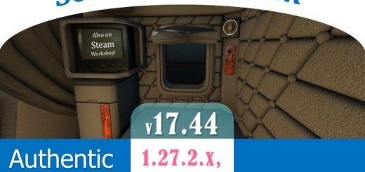 Euro Truck Simulator 2 Mods - Euro Truck Simulator 2 mods / ETS2 mods