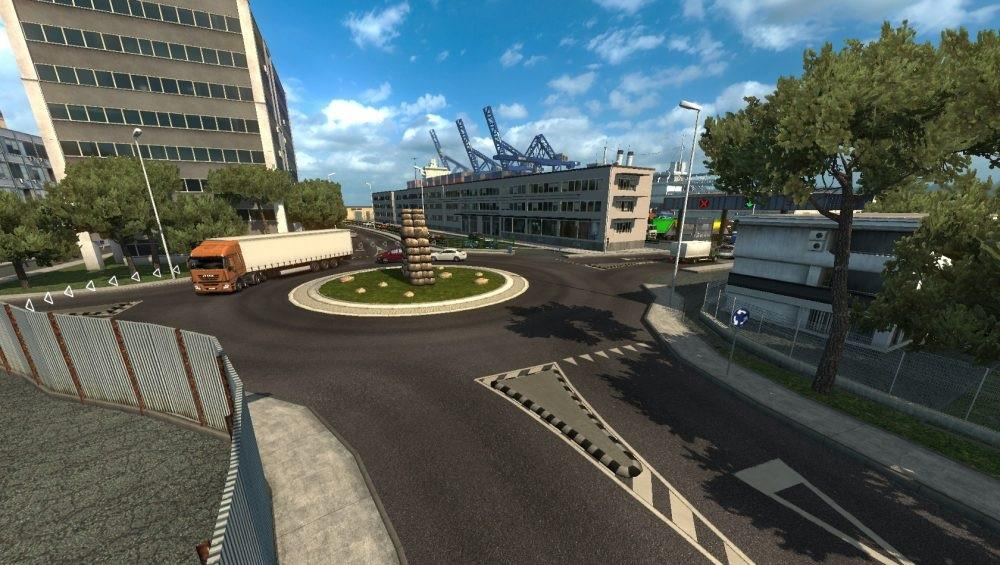 Project Balkans v2 8: ProMods addon for 1 31 x ETS2 - Euro