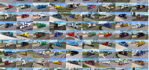 ETS2 mods, Euro Truck Simulator 2 mods download Free!